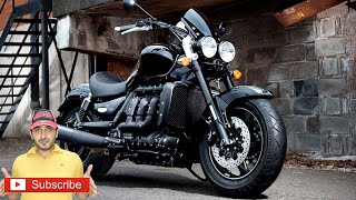 7. 2300 CC MONSTER THE TRIUMPH ROCKET 3 || BAAP OF MOTORCYCLE