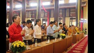 Lễ giỗ Trúc Lâm đệ nhị tổ Pháp Loa tôn giả, phát động hiến máu cứu người hành Bồ Tát đạo, hưởng ứng Tết trồng cây 2021 - Vì một Việt Nam xanh