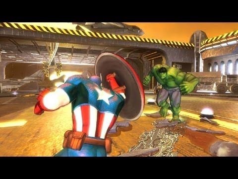 Marvel Avengers : Battle for Earth Wii U