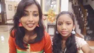 Neeyum Naanum Cover By Kamalavaashnee & Shiva Malar