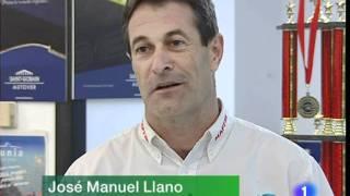 TVE1 - JOSE MANUEL LLANO- CAMPEON DEL MUNDO REPARACION DE PARABRISAS