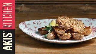 Greek oregano pork chops   Akis Kitchen by Akis Kitchen