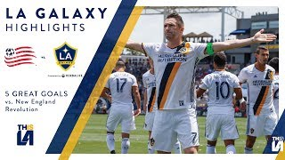Don't miss LA Galaxy take on New England Revolution. Watch it live on Saturday night on Spectrum Sportsnet at 4:30 PM PT.