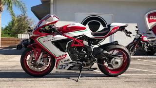 3. 2018 MV Agusta F3 800 RC Reparto Corse at Euro Cycles of Tampa Bay