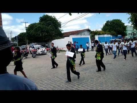 Desfile de 7 de setembro em Governador mangabeira!