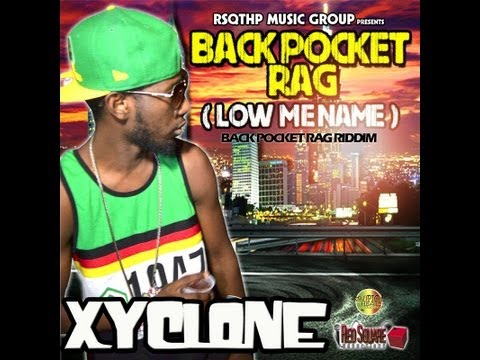 Back pocket Rag Riddim - RedSquare Productions - November 2012