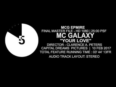 Mc Galaxy - YOUR LOVE