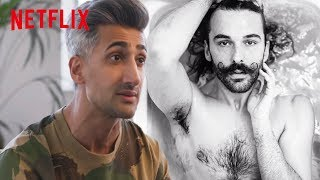 The Fab Five's Thirst Traps Reviewed by Tan France | Queer Eye