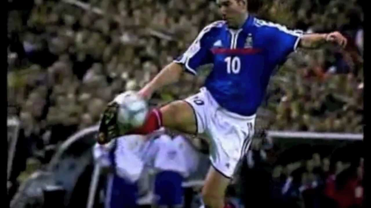 Zinedine Zidane – The Maestro Of The Decade HD