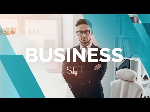 Business Set | Filmora Effects Store