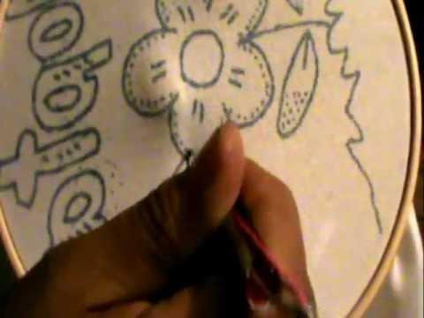 AGUJA MARAVILLOSA - aprende abordar artesanal mente con aguja mágica o pica pica.