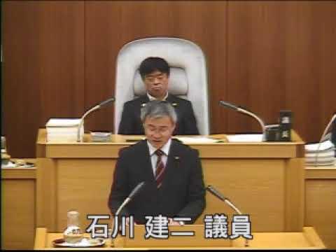 2018年第3回市議会での代表討論(動画)