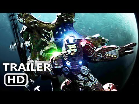 BEYOND WHITE SPACE Official Trailer (2018) Sci-Fi Movie HD