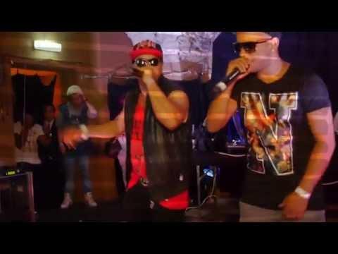 Rap Night Show - 2014 Baby G & Baby Black (видео)