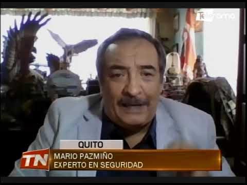 Mario Pazmiño