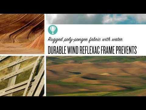 Victorinox Automatic Umbrella Titanium-Enhanced Auto-Open &