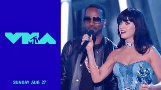 Katy Perry Wins 2014 Best Female Video for 'Darkhorse' ft. Juicy J   2017 Video Music Awards   MTV