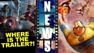Marvel Civil War Trailer with Star Wars?! Little Door Gods and China Movies - Beyond The Trailer