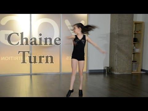 Chaines Turn Ballet Chaine Turn