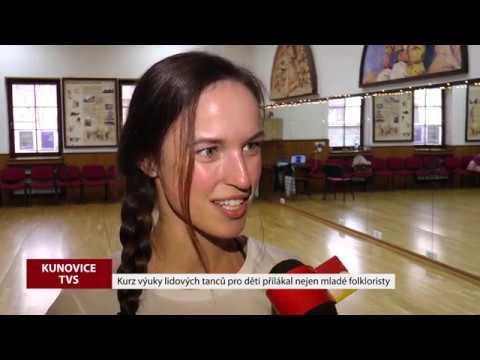 TVS: Kunovice - Kurz lidových tanců