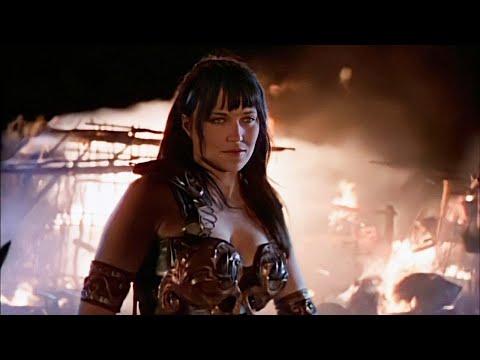 Xena Warrior Princess - Opening Credits Rus'SVS