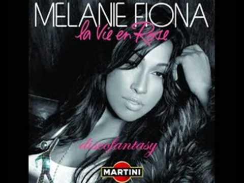 Tekst piosenki Melanie Fiona - La vie en rose po polsku