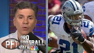 PFT Overtime: Ezekiel Elliott holdout, Texans' mistake with Clowney | Pro Football Talk | NBC Sports
