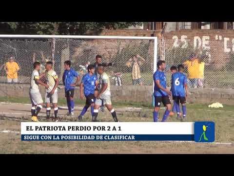 EL PATRIOTA PERDIO EN SU CANCHA: TE MOSTRAMOS EL VIDEO DEL PARTIDO DE 25 DE MAYO CONTRA DEAN FUNES
