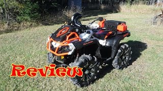4. Can Am Outlander XMR 850 Brutally honest no BS Review 1.5 Year