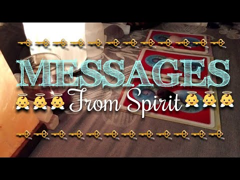 Love messages - Pick A Card Reading - Messages from SPIRIT (TIMELESS)