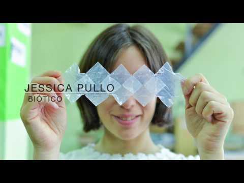 Diseñadora Jessica Pullo: el Art Couture también puede ser sustentable