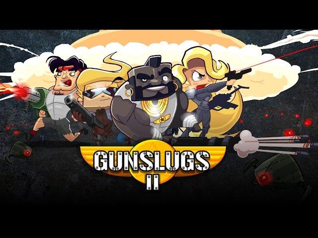 Gunslugs 2 Official trailer