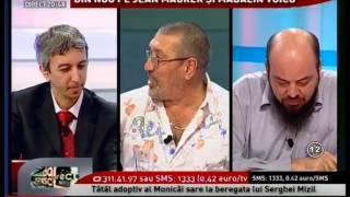 Serghei Mizil si Florian Bichir in razboi cu Madalin Voicu si Jean Maurer 2