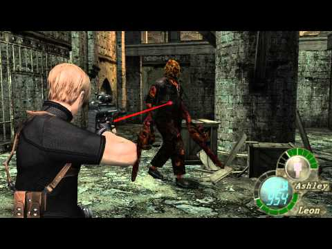 Resident Evil 4 Mod - Chainsaw Avenger