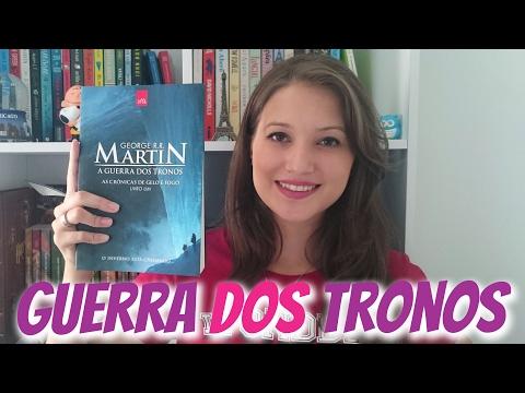Lendo as Crônicas de Gelo e Fogo - Guerra dos Tronos | Patricia Lima