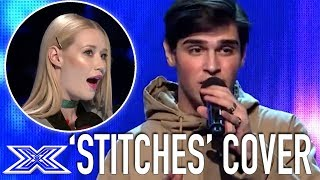 Video Shawn Mendes 'Stitches' Cover Blows Iggy Azalea Away! | X Factor Global MP3, 3GP, MP4, WEBM, AVI, FLV Februari 2018
