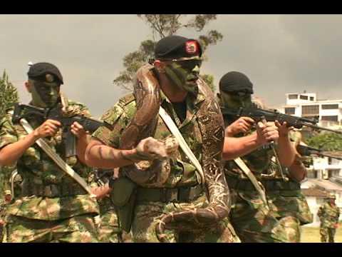 La Infantería considerada la reina de las Armas en el Ejército ...
