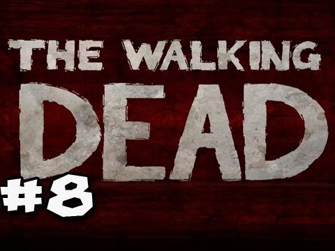 The Walking Dead Episode 1: A New Day Walkthrough Ep.8: THE END...For Now Video