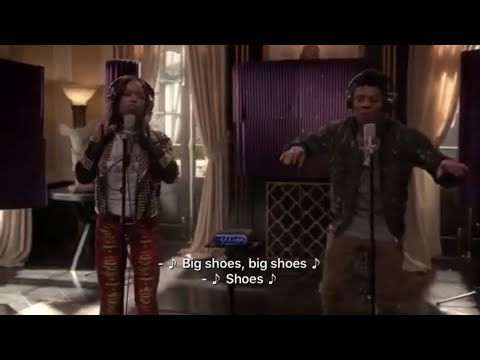 Hakeem And Tiana Put Their Problems Aside And Records «Big Shoes» | Season 4 Ep. 12 | EMPIRE