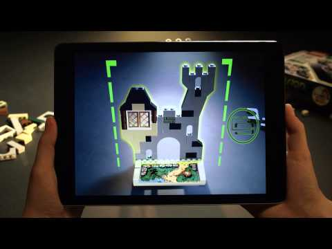 Mit »Lego Fusion« Gebautes virtualisieren