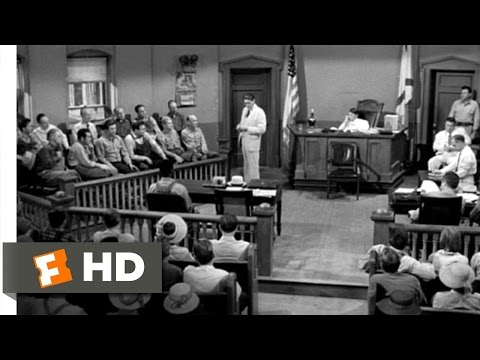 Atticusssssss - To Kill a Mockingbird Movie Clip - watch all clips http://j.mp/zaZY18 click to subscribe http://j.mp/sNDUs5 Atticus (Gregory Peck) addresses the court and de...