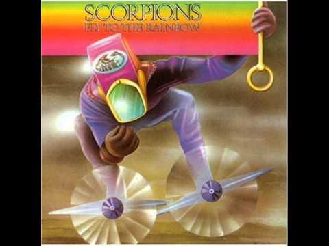 Tekst piosenki Scorpions - Drifting Sun po polsku