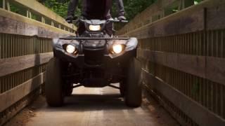 9. 2018 Yamaha Kodiak 450 ride in Pacific Northwest