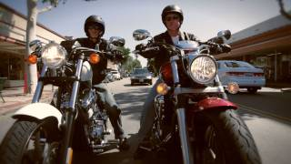 6. 2012 Honda Fury vs. 2011 Yamaha Star Stryker Comparo