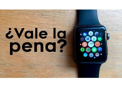 Un año con el Apple Watch ¿Vale la pena?