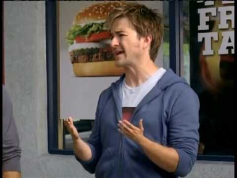 BK's Tiny Hands Commercial 2