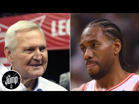 Video: Jerry West says the Clippers are the best organization he's ever been with | The Jump