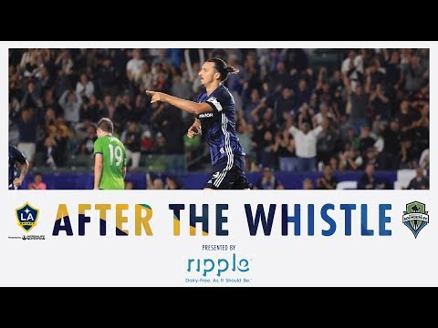 Video: After the Whistle presented by Ripple Foods: Zlatan Ibrahimovic | Aug. 17, 2019
