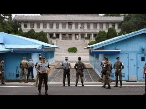 North and South Korea talks to be held at the DMZ