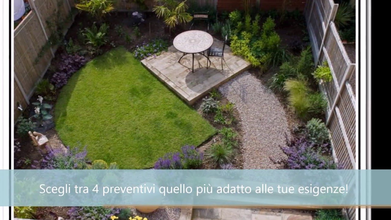 1000 Idee Per Il Giardino : Creare un giardino edilnet